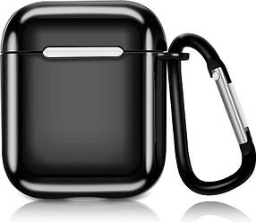 Кейс TOTO Electroplate TPU Cover Case AirPods Black