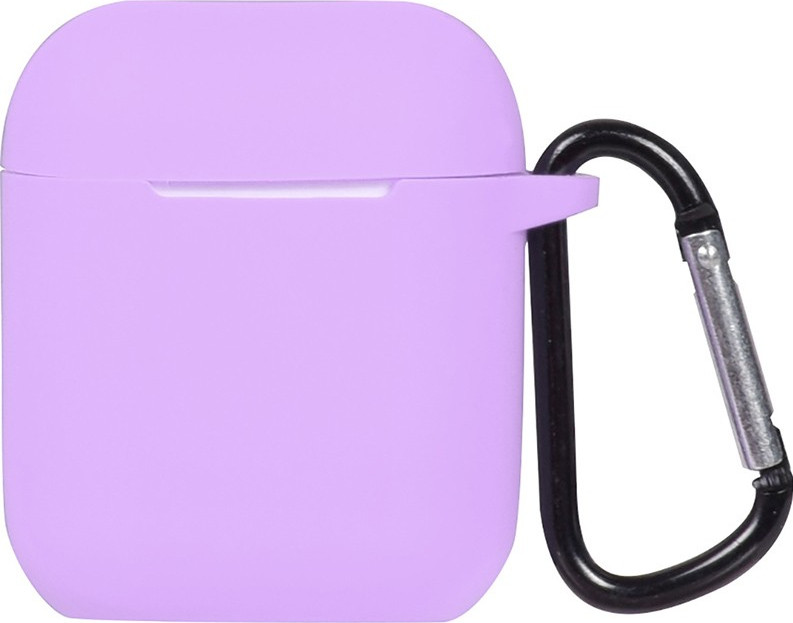 Кейс TOTO 2nd Generation Silicone Case AirPods Light Purple