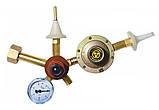 Редуктор гелиевый БГО-50-К ДМ с автоматическим отсечным клапаном, фото 2