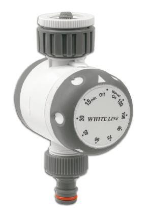 WHITE LINE Таймер воды механический до 120 мин., WL-3131, фото 2