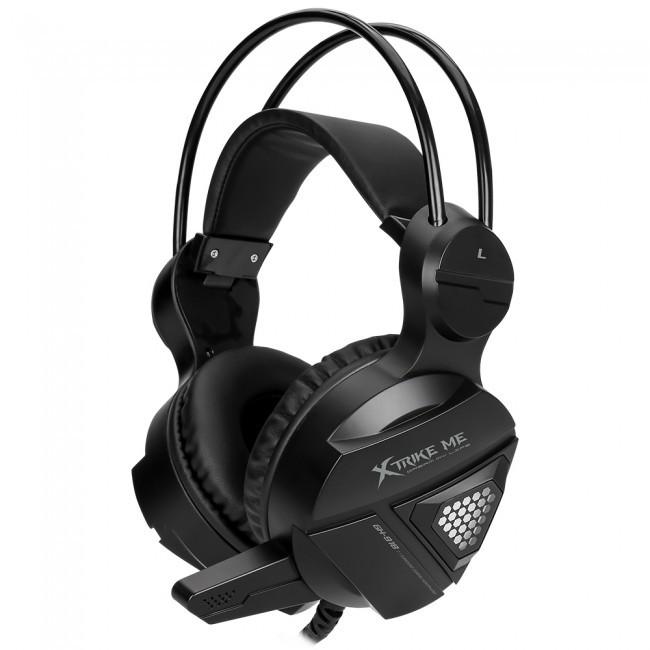 Игровые Наушники Xtrike Me Gh-918 Black