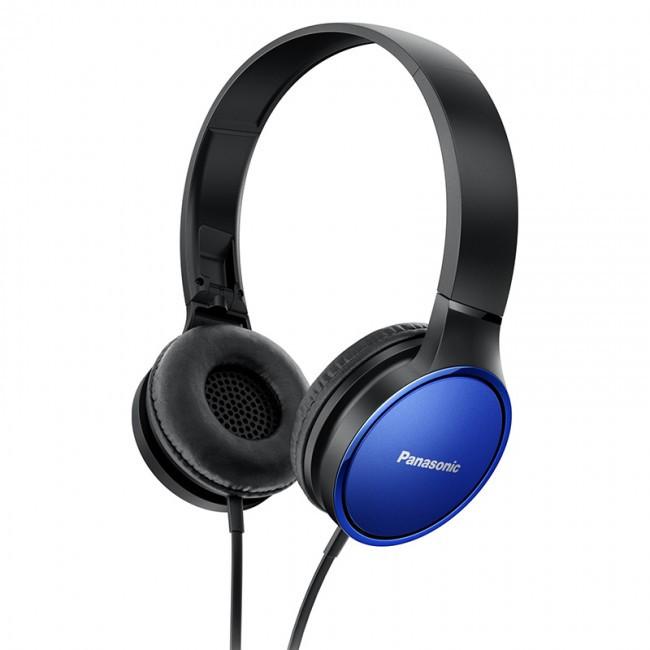 Наушники Panasonic Rp-Hf300Gc-K Blue