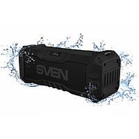 Акустическая Система Sven Ps-430 Black Портативная Bluetooth Колонка
