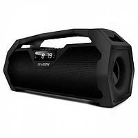 Акустическая Система Sven Ps-470 Black Портативная Bluetooth Колонка