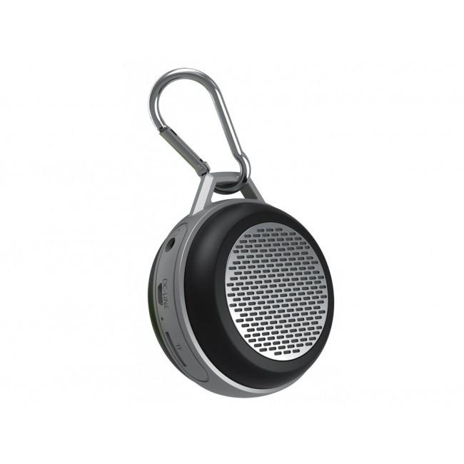 Портативная Колонка Pixus Active Black Bluetooth для Телефона Смартфона