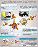 Редуктор гелиевый БГО-50-К ДМ с автоматическим отсечным клапаном, фото 5