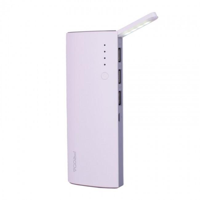 Power Bank Remax Proda Star Talk Ppp-11 12000Mah White Повербанк для Телефона Смартфона