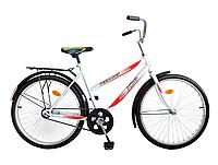 """Велосипед подростковый 24"""" TEENAGER модель 01-1 ХВЗ Бело-красный"""