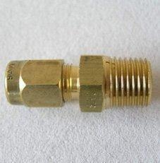 """Соединительная муфта 6 mm x 1/4"""" Jet MAster /  Ermaf P40 - P120"""