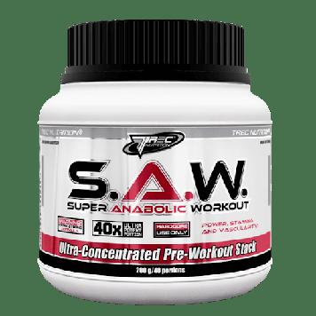 Предтренировочный комплекс S.A.W (200 g) TREC nutrition
