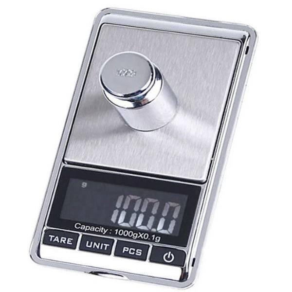 Весы ювелирные Digital Scale 300 гр