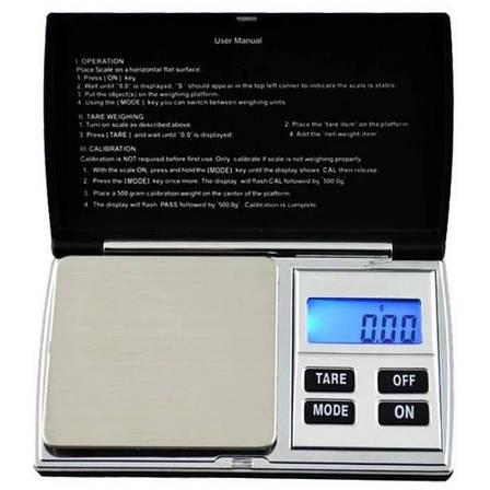Весы ювелирные SF-716, 500 гр (0,01), фото 2