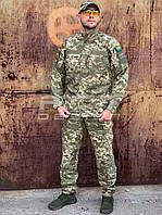 Костюм летний специальный ЗСУ из тонкой белорусской ткани