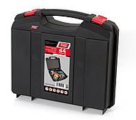 Кейс-ящик-чемодан пластиковый, ударопрочный Tayg Box 44(Испания)43*37*14см для инструментов(144004)