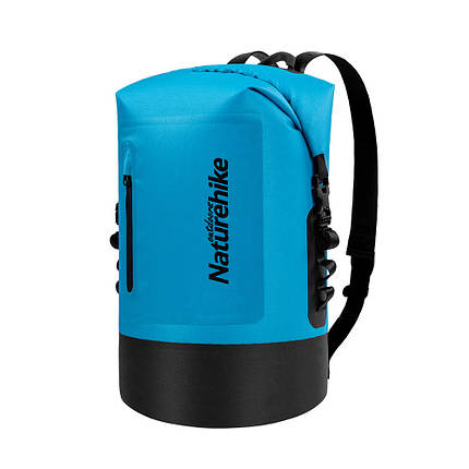 Водонепроникний складний рюкзак Naturehike 30 л NH18F031-S, фото 2