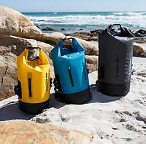 Водонепроникний складний рюкзак Naturehike 30 л NH18F031-S, фото 3