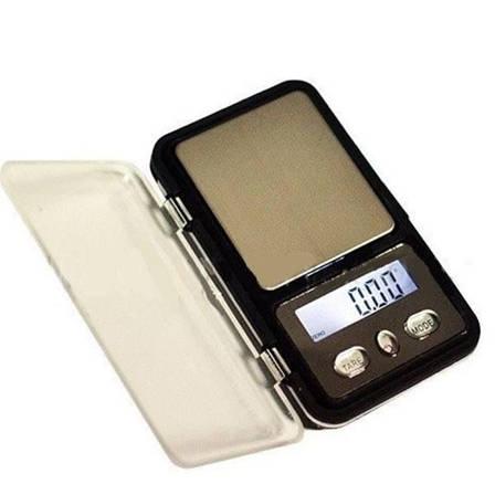 Весы ювелирные 6210/МН-333, 200г (0,01г), фото 2