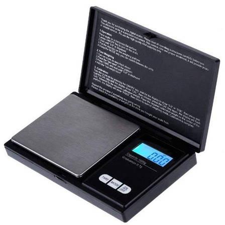 Весы ювелирные 6256, 200г (0,01г), фото 2