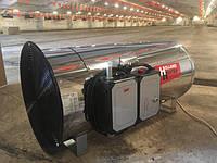 Оборудование для отопления птичников и животноводческих ферм