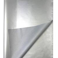Бумага тишью 3 листа (серебро), 75х50 см.