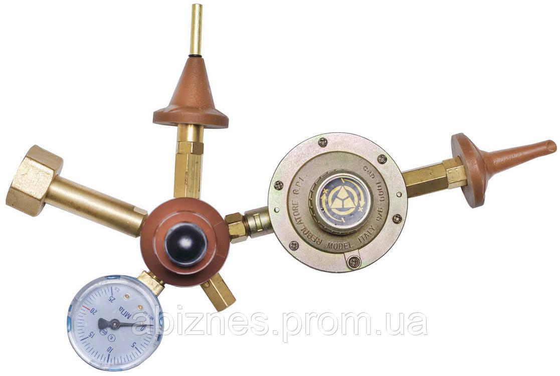 Редуктор гелиевый БГО-50-К ДМ с автоматическим отсечным клапаном
