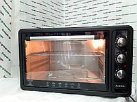 """Электрическая духовка (40л) с конвекцией, таймером и подсветкой.  ТМ """"Asel"""" AF40-33 (Турция)."""