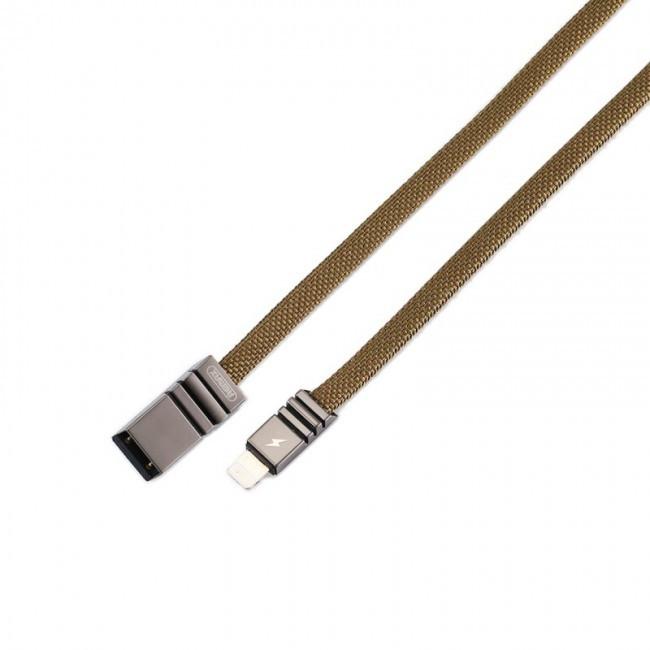 Кабель Usb Lightning Remax Or Weave Rc-081I Iphone 1M Tarnish
