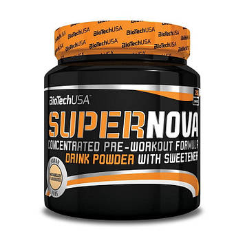 Предтренировочный комплекс SuperNova (282 g) BioTech