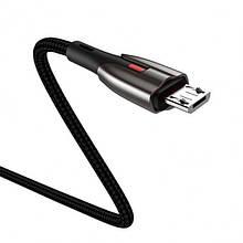 Кабель Joyroom S-M379 Super-Quick Charging Microusb (5A) 1M Black