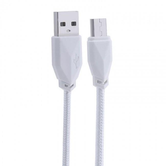 Кабель Awei Micro Usb Cl-982 White