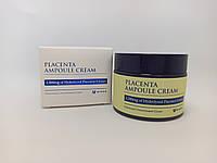 Высококонцентрированный крем Mizon Placenta Ampoule Cream