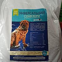 Корм для собак сухий .вага 10 кг