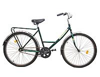 """Велосипед 26"""" УКРАИНА, модель 39  ХВЗ Зеленый"""