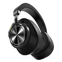 Беспроводные Bluetooth наушники 4.2 BLUEDIO Turbine T6 Black (BD-T6T)