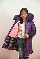 Зимняя курточка для девочки опт Барабашово, фото 1