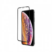Защитное Стекло Hoco Flash Attach Full Screen Silk Screen Hd (G1) Для Apple Iphone Xr Black