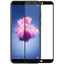 Защитное Стекло Full Glue Для Huawei P Smart Black