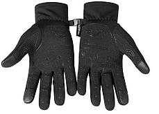 Флісові рукавиці  Naturehike для сенсорного екрану розмір L NH17S004-T, фото 2