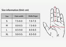 Рукавиці Naturehike розмір L NH18S005-Т, фото 3