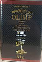 Оливкова олiя 3л Олимп Red virg ж/б (5204921767454)