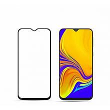 Защитное Стекло Full Cover (С Клеем По Всей Поверхности) Для Samsung Galaxy A50S Black