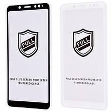 Защитное Стекло Full Glue Для Xiaomi Redmi 5 White