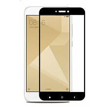 Защитное Стекло Full Cover Для Xiaomi Redmi Note 5A Черное