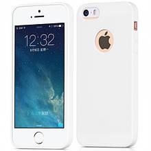 Чехол Hoco Juice Series Back Cover Tpu Для Iphone 5/5S White