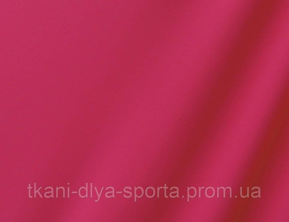 Термоткань малиновая (бифлекс с начесом)