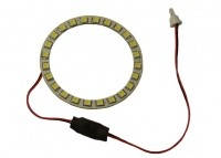 Светодиодное кольцо LED ring SMD 5050 90mm (408Lm) 5.04W