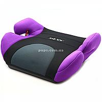 Бустер детский автомобильный Joy, от 3,5 до 12 лет, 15-36 кг, фиолетовый (79129)