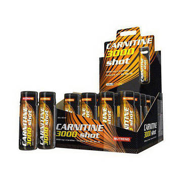 Carnitine 3000 Shot (20*60 ml) Nutrend