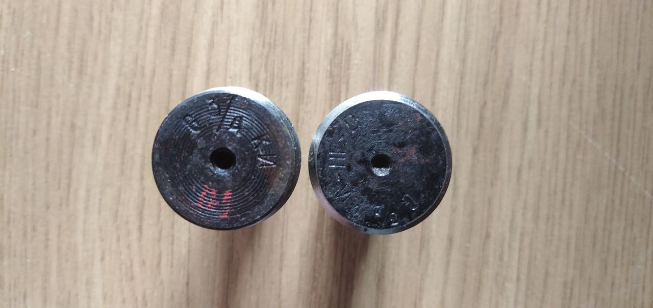Контркалибры пробка G 3/4  резьбовые  (К-И)(КИ-НЕ) ,возможна калибровка  в УкрЦСМ