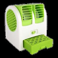 Оригинал! Настольный компактный мини вентилятор с usb Mini Fan